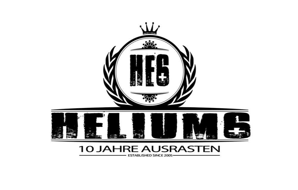 helium6 Logo Homepage