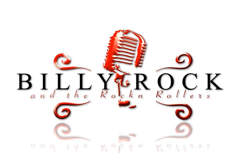 Billy Rock Logo Homepage